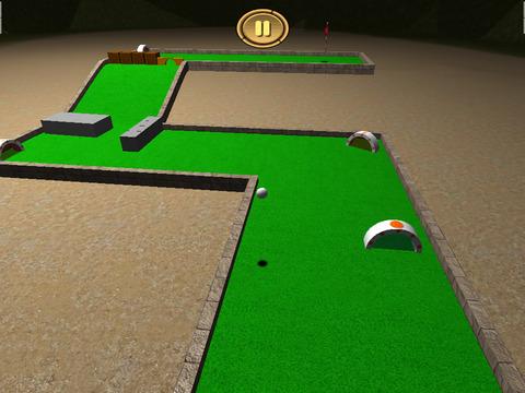 Mini Golf 3D 2014 PRO - náhled