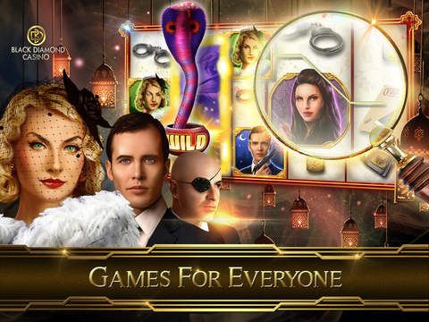 Black Diamond Stories & Slots screenshot 10