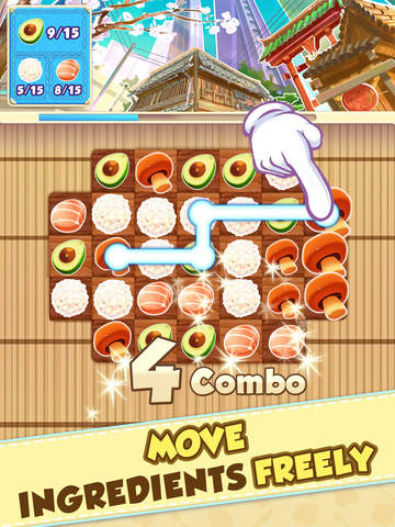 Puzzle Chef screenshot 7