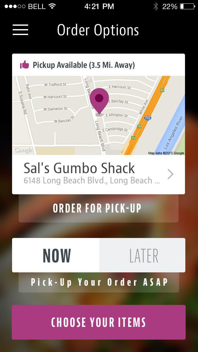 Sal's Gumbo Shack screenshot 2