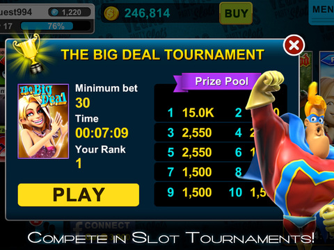 Epic Diamond Slots: Casino Fun screenshot 6