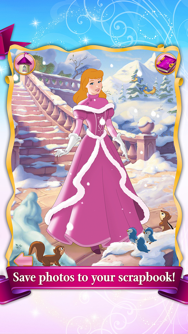 Disney Princess Royal Salon screenshot #5