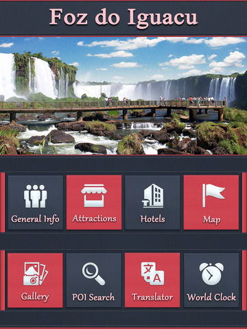 Foz do Iguacu Travel Guide screenshot 7