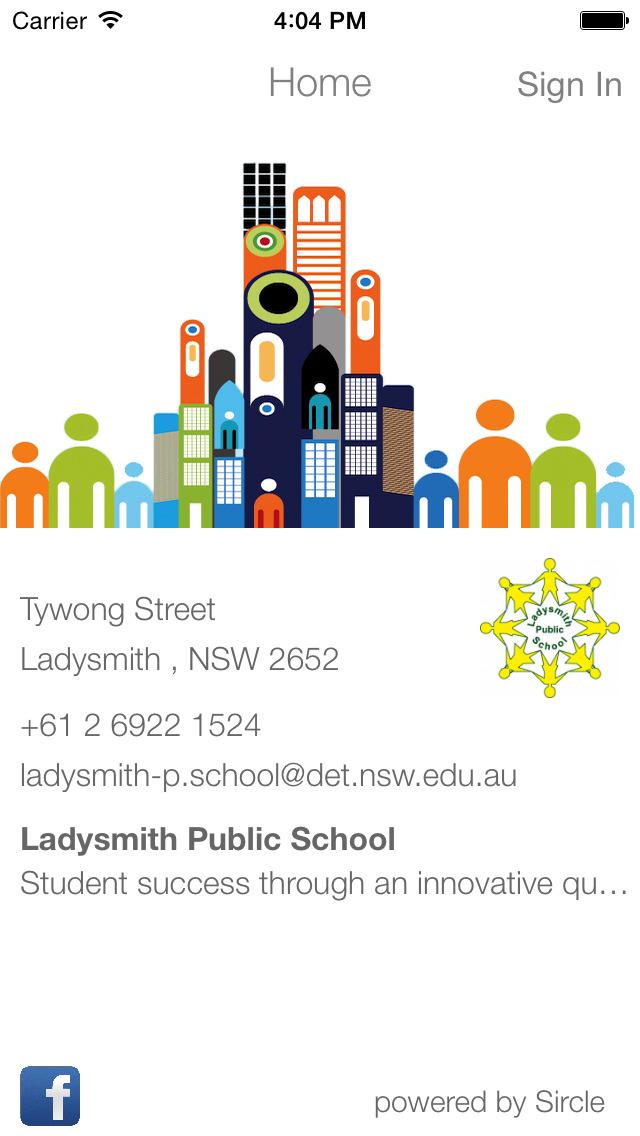 Ladysmith Public School screenshot 2