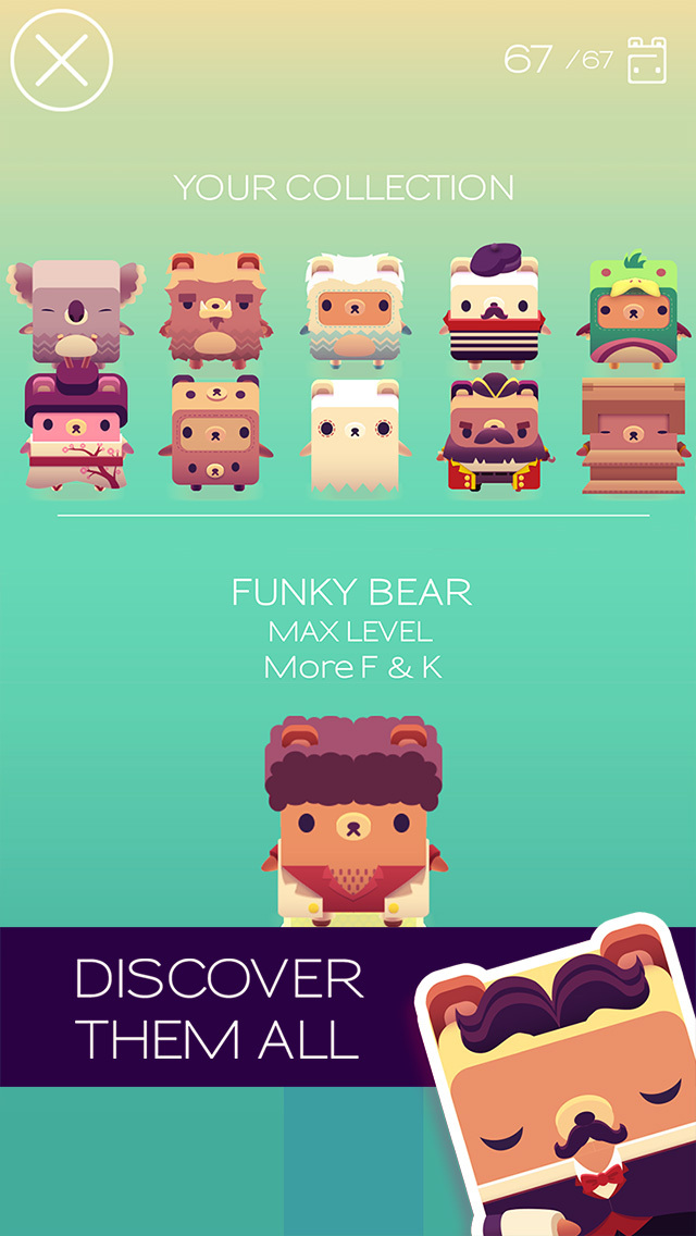 Alphabear: Word Puzzle Game screenshot 4