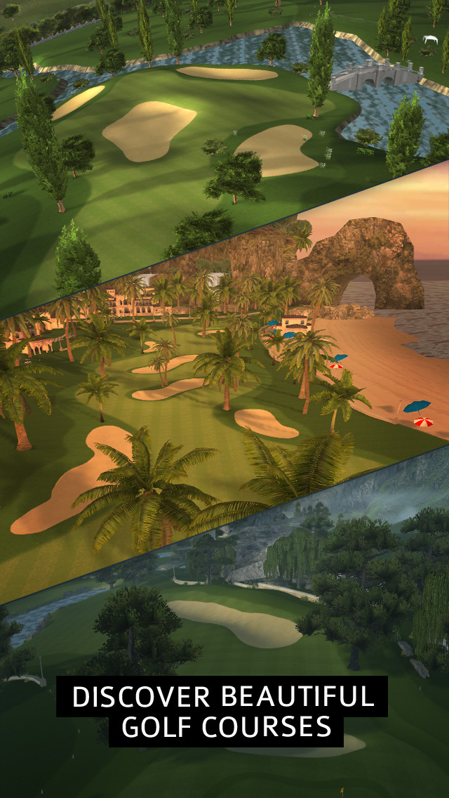 Pro Feel Golf screenshot 3