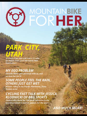 Mountain Bike for Her Magazine screenshot 6