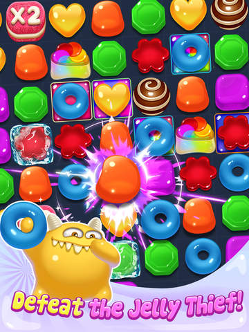 Jelly Blast! screenshot 8
