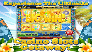 Ace Vacation Slots Casino - Big Island Extreme Jackpot Slot Machine Games HD screenshot 2