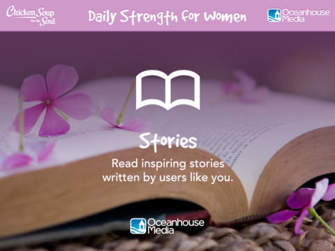 Daily Strength for Women from Chicken Soup for the Soul® screenshot 6