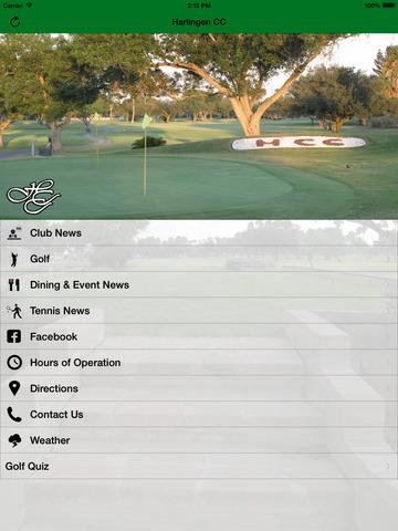 Harlingen Country Club screenshot 4