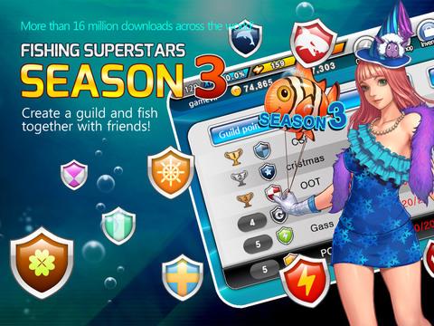 Fishing Superstars : Season 5 screenshot 7