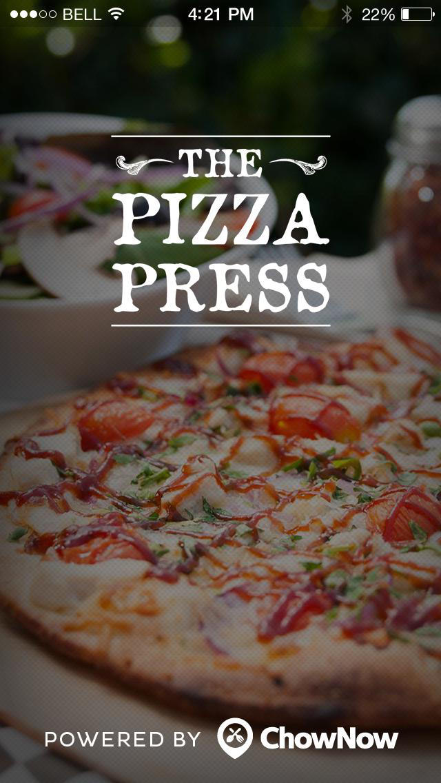 The Pizza Press screenshot 1