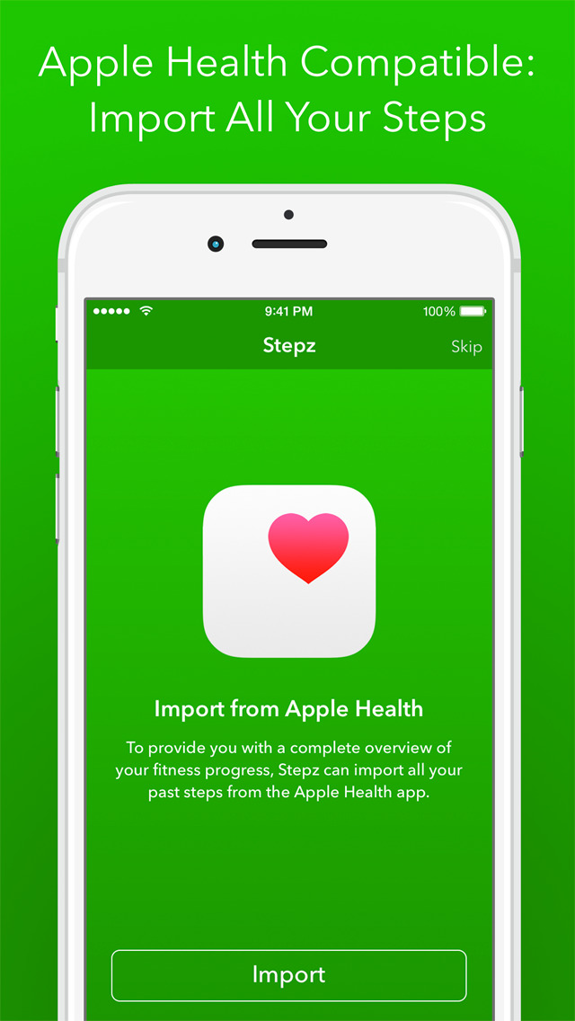 Stepz - Step Counter & Tracker screenshot 4