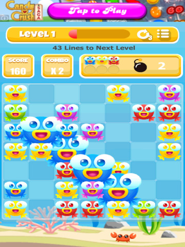 A Fish Rescue Game: Match 3 or More Puzzle - FREE Edition screenshot 7