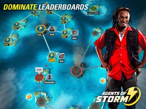 Agents of Storm screenshot 8