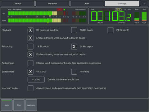 Master Record - Tape simulation recorder & effects screenshot 4