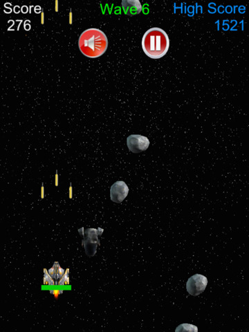 Space Shooter Free Game screenshot 7