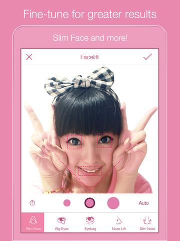 InstaBeauty - Makeup Camera! screenshot 8