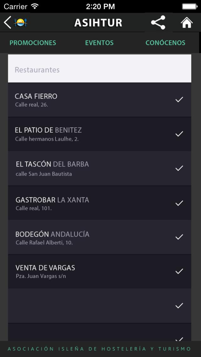 ASIHTUR San Fernando screenshot 5