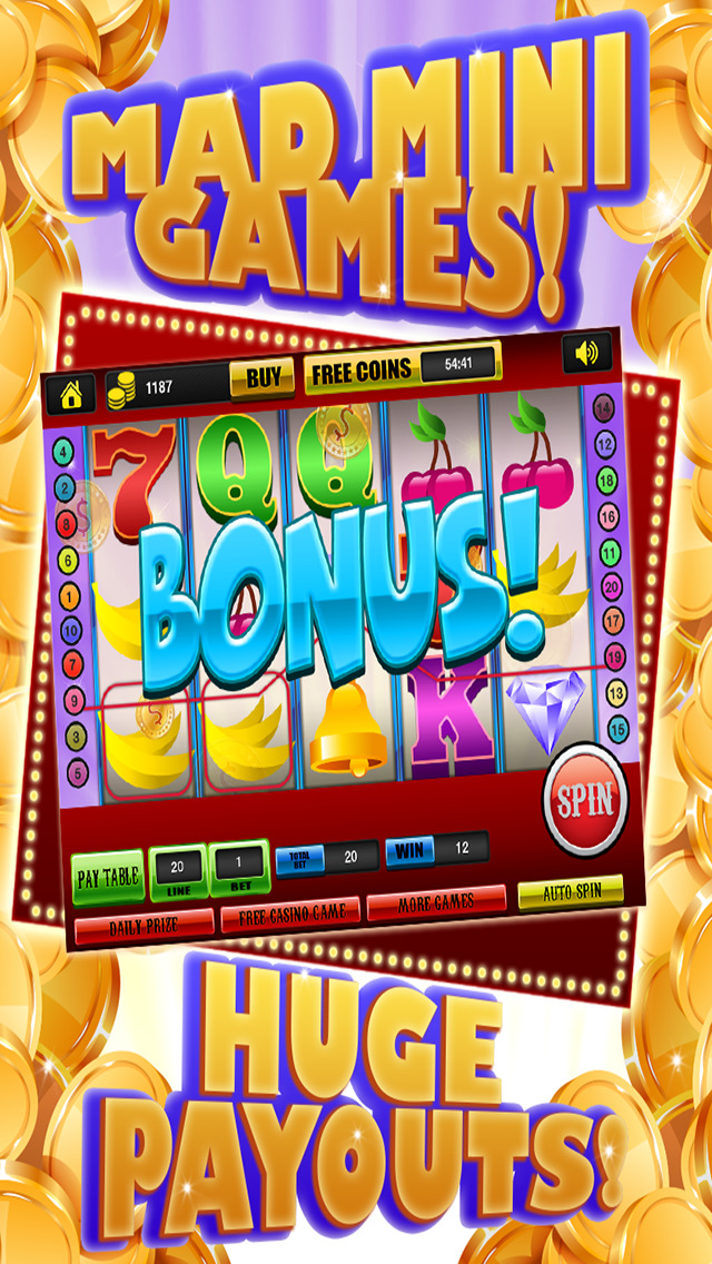 Ace Classic Slots Casino - Gold Jackpot Way Slot Machine Games Free screenshot 3