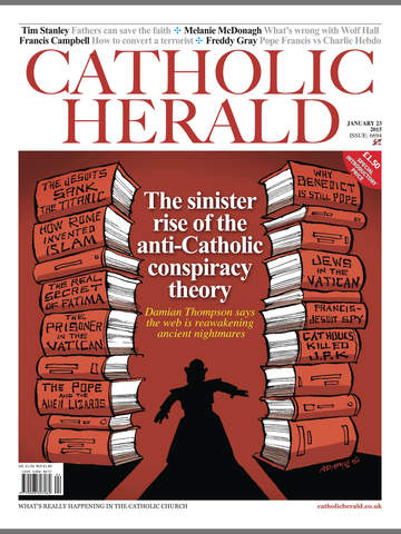 The Catholic Herald screenshot 6