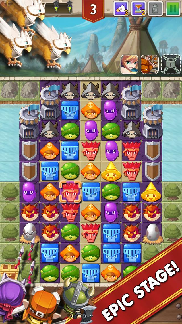 Heroes Blast screenshot 5