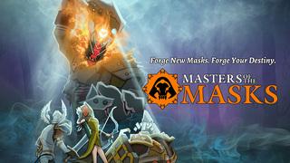 Masters of the Masks screenshot 1