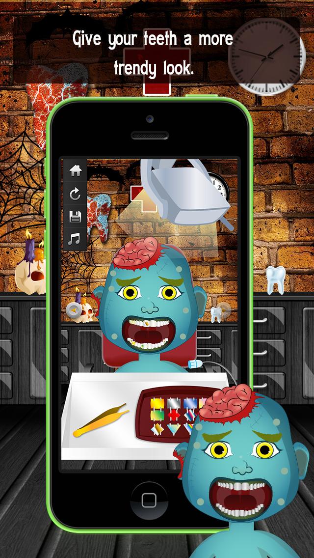 Zombie Monster Dentist screenshot 5