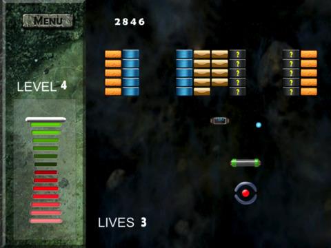 Breakout Arkanoid Blocks War screenshot 8