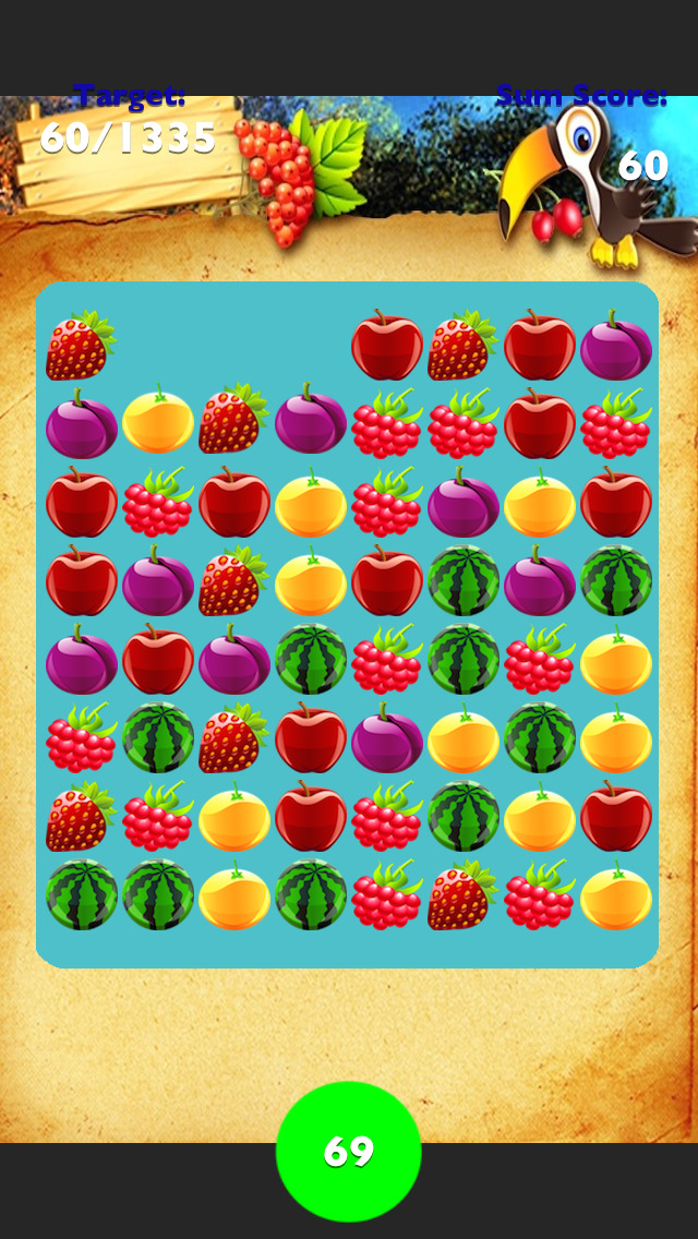 FruitCandys screenshot 1