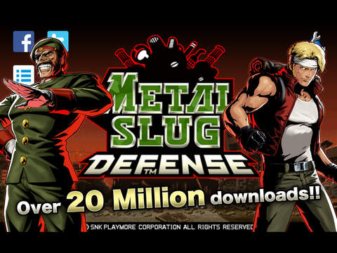 METAL SLUG DEFENSE screenshot 6