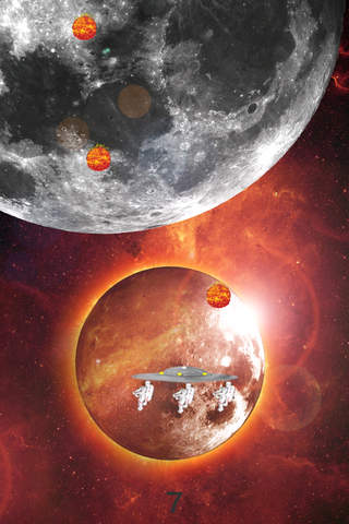 Space FireBalls - náhled