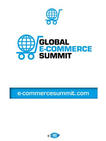 Global E-Commerce Summit screenshot 4
