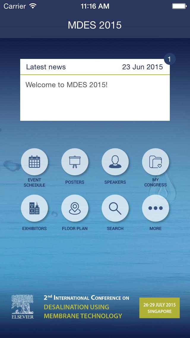 MDES2015 screenshot 2