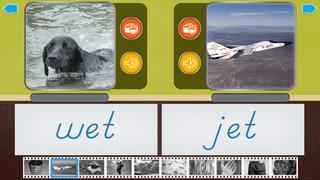 Rhyming - A Montessori Pre-Language Exercise screenshot 3