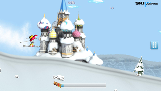 RTL Freestyle Skiing screenshot 3