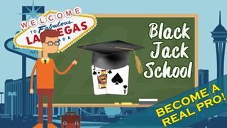 Blackjack School - Learn How To Play Black Jack Like a Professional screenshot 1