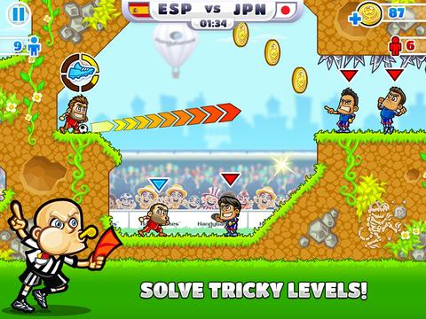 Super Party Sports: Football screenshot 8