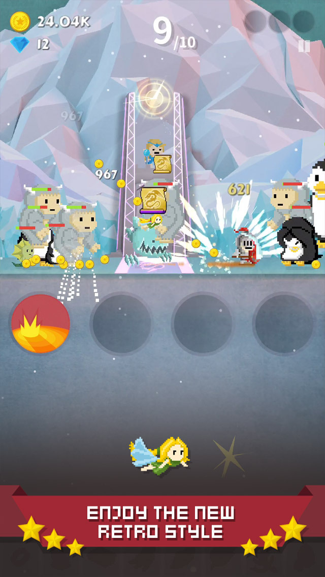 Tap Quest : Gate Keeper screenshot 3