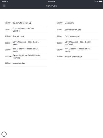 FORMA - Schedule, book, buy screenshot 4