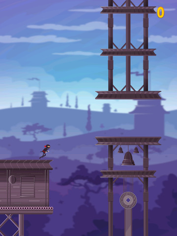 A Ninja Warrior Run Game screenshot 6