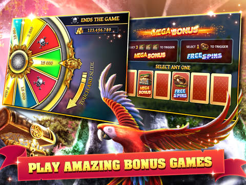 Slots: Slot Machine Adventures screenshot 8