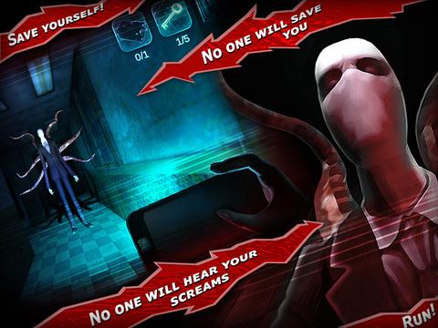 Slender Man Origins 3: Abandoned School screenshot 6