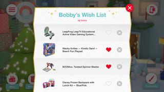 Target Kids' Wish List screenshot 3