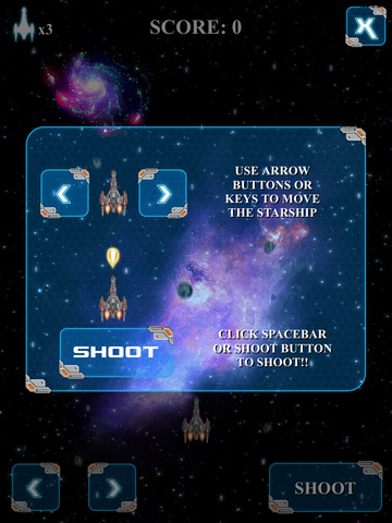 My Galaxy War : Free Arcade Games screenshot 3
