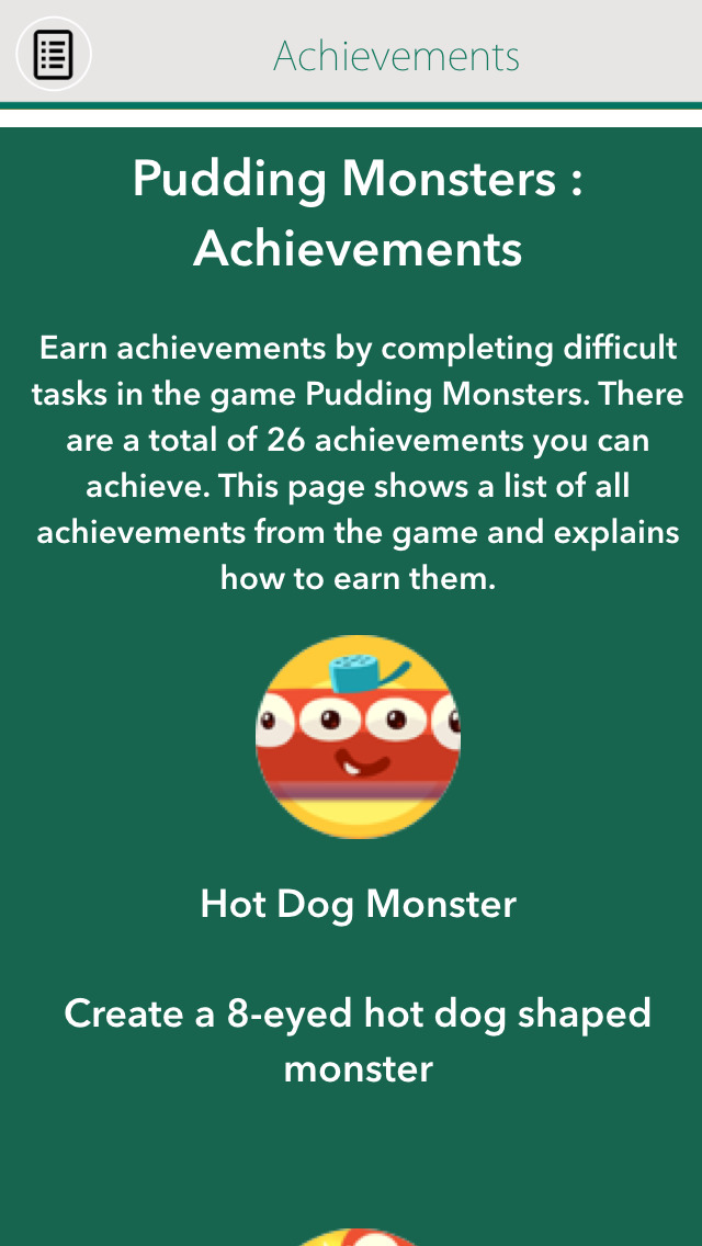 Guide for Pudding Monster - Complete Walkthrough screenshot #3