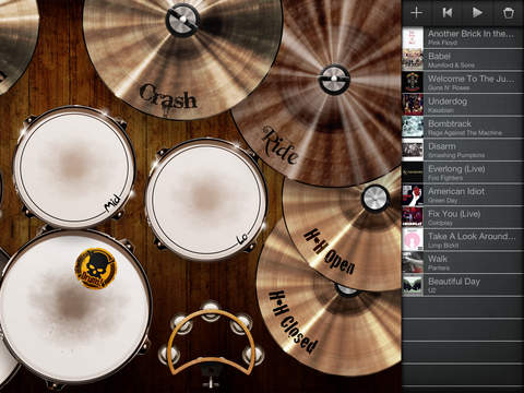 Drums! - A studio quality drum kit in your pocket screenshot 8