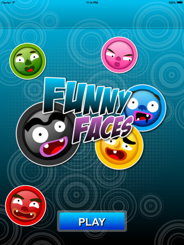 Funny Faces Of Daddy - Free Puzzle Games screenshot 1