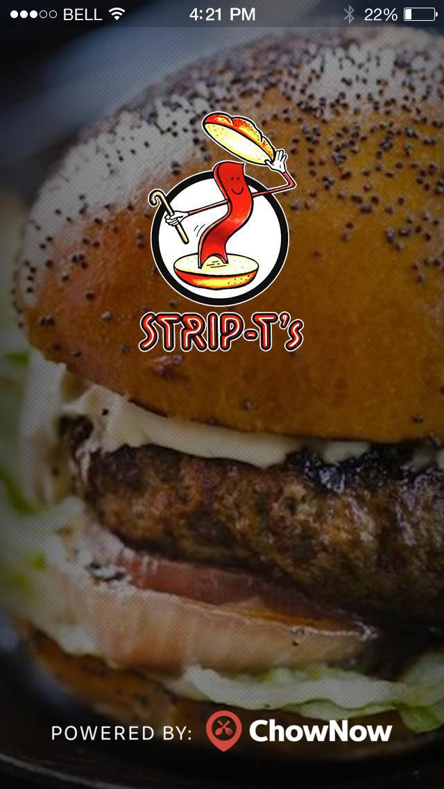 Strip T's Restaurant screenshot 1